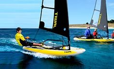 Groupon - Tiwal 3.2 Inflatable Sailing Dinghy  in [missing {{location}} value]. Groupon deal price: $4,499.99
