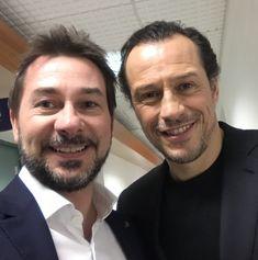 STEFANO ACCORSI... da domani al cinema con il suo nuovo film MADE IN ITALY