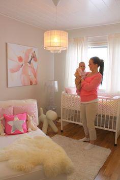 Coconut White: Lastenhuoneen ilme keväiseksi!