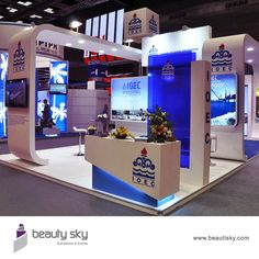 IOEC, WPC 2014, Qatar Beauty Sky Exhibitions are the best Exhibition Contractors in UAE.We specialize in custom Design and build for exhibition stands globally for over 18 years. For more details visit our website : http://beautisky.com/ #ExhibitionStandDesignersDubai