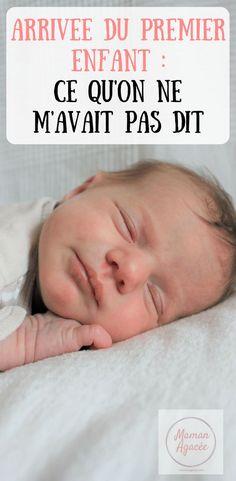 Arrivée du premier enfant : une liste de choses qu'on ne m'avait pas dites, et auxquelles je n'aurais jamais pensé ! #bébé #grossesse #accouchement #amour #vérité