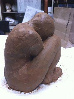 from my sculpture class