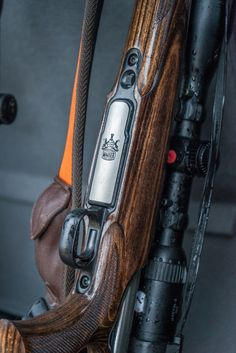 Shotguns, Firearms, Scout Rifle, K98, Custom Leather Holsters, Rifle Accessories, Bolt Action Rifle, Fire Powers, Hunting Rifles
