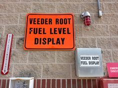 "7/29/13 - ""Veeder Root"" would make a good name for a band."