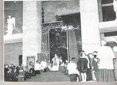 Roma Sparita - Inaugurazione della Basilica di San Giovanni Bosco
