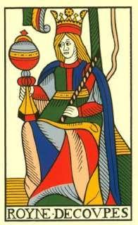 Noblet Tarot de Marseille Queen of Cups