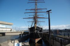 RRS Discovery, Dundee by Jimmy1361, via Flickr