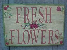 Garden Signs Romantic Flowers, Fresh Flowers, Beautiful Flowers, Making Signs, How To Make Signs, Garden Sayings, Garden Quotes, Flower Patch, My Flower