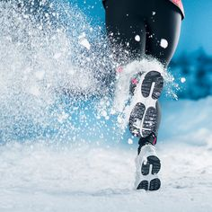 Protect yourself from cold temperatures with these Winter running essentials. #runningtipsforbeginners