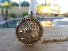 Designed just for his wife.  Something she will treasure knowing it was created by his hand.  www.southhilldesigns.com/faithncharms Lockets, His Hands, Pocket Watch, Watches, Accessories, Design, Wristwatches, Clocks
