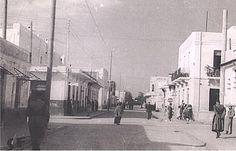 Calle principal  de Río Martín