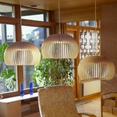 Atto lamp was designed by Seppo Koho in 2009