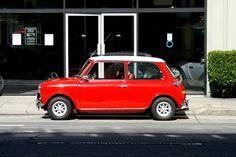 1964 Morris Mini - when Mini was cool
