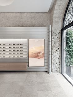 Optometry Office, Eyeglass Stores, David Chipperfield Architects, Eyewear Shop, Optical Shop, Commercial Interiors, Retail Design, Magazine Design, Store Design