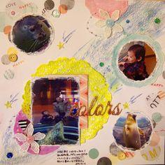 by miho 北海道旅行で行った旭山動物園。アザラシの目は丸くてぱっちり。可愛すぎです。わが息子も一目でアザラシに夢中に!目をキラキラさせ、「来たー来たー」と叫んでました。そんな思い出からタイトルや流れ星でキラキラを表現してみました。 Casket, Challenge, Sparkle, Movie Posters, Movies, Painting, Films, Film Poster, Painting Art
