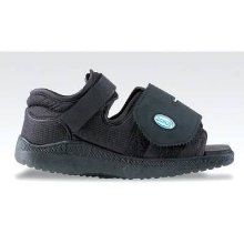Darco Medium Surgical Shoe Black Square-toe Womens Large from Foot Care - Crack Heel - £14.99 - http://crackheel.com/darco-medium-surgical-shoe-black-square-toe-womens-large/