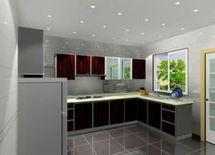 Simple Kitchen Designs Pics
