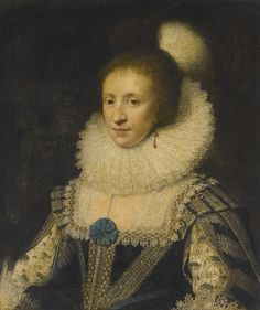 van Ravesteyn; Jan Anthonisz. - Portrait of a lady