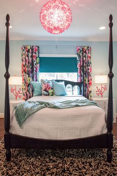 STYLEeGRACE ❤'s this bedroom décor!