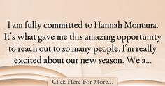 Miley Cyrus Quotes About Amazing - 2075