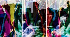 """Stepping Stone Falls"" Matthew Brandt 'Waterfall Series' Yossi Milo Gallery"