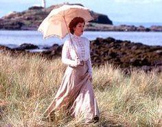 A gorgeous Edwardian reproduction.  Dreamy! #parasol #edwardian #fashion