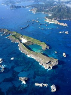 "Ogasawara Islands, Japan  - Bucket List destination, only reachable from Tokyo via a 25hr ferry ride ""-"".Japan."