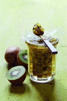 Kiwi Jam / Marmalade Recipe