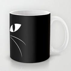 #CAT#Mug by Andreu Sierro - $15.00