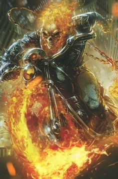 Presenting the Lab's latest Animation ~ Ghost Rider. Marvel Comics Art, Marvel Heroes, Marvel Avengers, Ms Marvel, Captain Marvel, Mysterio Marvel, Thanos Marvel, Marvel Comic Character, Marvel Characters
