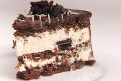 Chocolate and oreo cake