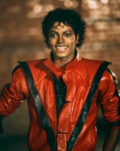 Michael Jackson owned the 80's.
