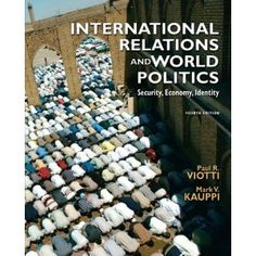 International Relations and World Politics (4th Edition) (Paperback)  http://www.redkabbalahstrings.com/april.php?p=0136029841  0136029841