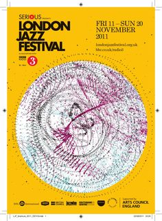 London Jazz Festival 2011  Full programme of events for this year's London Jazz Festival.