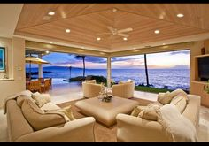 Million Dollar Beach Homes