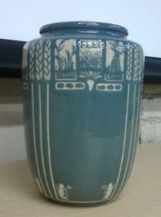 """Cowan Pottery   Of North Dakota University Pottery, Appraisals & """"Dates"""" With Wes ..."""