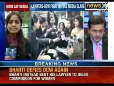 Breaking News: DCW has refused to meet Delhi Law Minister Somnath Bharti's lawyers - NewsX