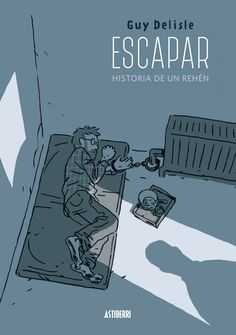 CÓMIC | Encuentro entre Guy Delisle y Juan Díaz Canales. El tratamiento de lo real a través del cómic.
