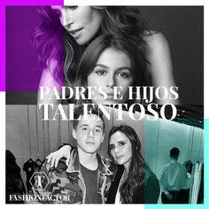 Domingos de Vidas que cambian en el mundo. Dos hijos de celebridades: Kaia Gerber y Brooklyn Beckham brillan con luz propia en el modelaje y la fotografía. Acá está su historia. Fashion Factor, joven y talentosa.