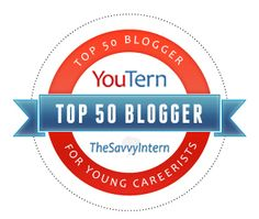 YouTern's Top 50 Blogs for Young Careerists