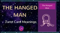 Hanged Man Tarot Card Meanings Hanged Man Tarot, The Hanged Man, Free Tarot, Tarot Card Meanings, Meaningful Life, Major Arcana, Tarot Cards, Meant To Be, Videos