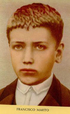 Santos, Beatos, Veneráveis e Servos de Deus: Beato Francisco Marto: paciência em meio aos sofri...