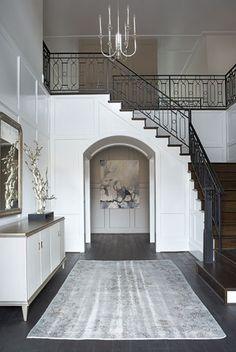 Inspiration Home - Linda McDougald Design | Postcard from Paris Home