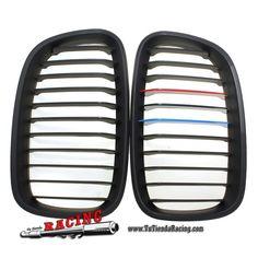 2X Parrillas Delanteras Color Negro Mate para Coche BMW F20 11-14 -- 58,50€ Envío gratuito a toda España en todos los productos