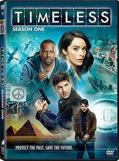 Abigail Spencer & Matt Lanter - Timeless - Season 01