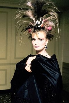 before there was Daphne there was Gloria Von Thurn und Taxis....