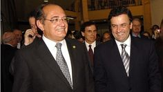 Ministro Marco Aurélio dá aval a novo inquérito contra Aécio Neves   Gilmar Mendes PSDB/MT E AECIO NEVES PSDB/MG