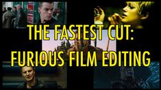 FULL ARTICLE: http://vashivisuals.com/the-fastest_cut/  I have compiled 5 films that average 2 seconds per shot and average 3000 shots per film. They are being played back in their entirety at 12X speed. The resulting video is 10 minutes long. Only one of these films remains comprehensible at this speed. You don't have to watch the whole video…feel free to scroll through and view different sections and compare the films. You will see that the painstaking craftsmanship of MAD MAX: FURY ROAD…