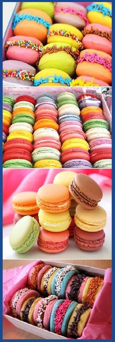 Cómo Hacer ALFAJORES DE COLORES, La Galleta más Rica.  #alfajores #colores #alfajor #galletas #cheesecake #postres #dulces #tips #cake #pan #panfrances #panettone #panes #pantone #pan #recetas #recipe #casero #torta #tartas #pastel #nestlecocina #bizcocho #bizcochuelo #tasty #cocina #chocolate   Si te gusta dinos HOLA y dale a Me Gusta MIREN …