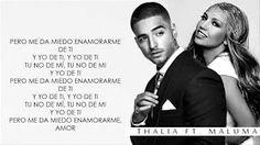 Una Aventura - Maluma Ft. Alexis y Fido - letra (Pretty Boy, Dirty Boy) Lyric…